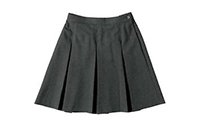 Girls Box Pleat Skirt (GPS)